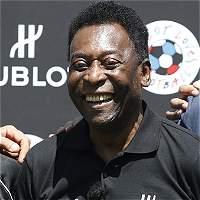 Pelé le pide a Messi que reconsidere su renuncia a la selección