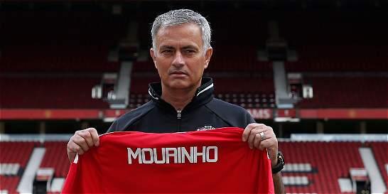 'Todo el mundo quiere entrenar al Mánchester United': Mourinho