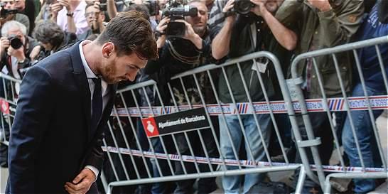 Audiencia reprocha a Messi 'ignorancia deliberada' en fraude fiscal