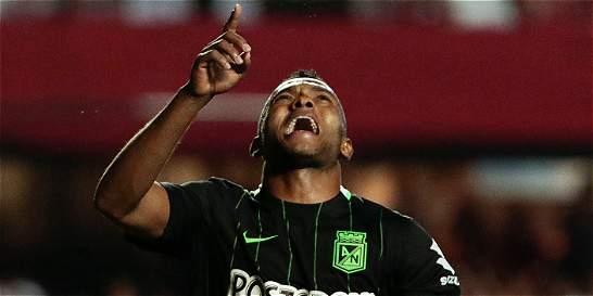 El persistente Miguel Borja va por otra copa internacional