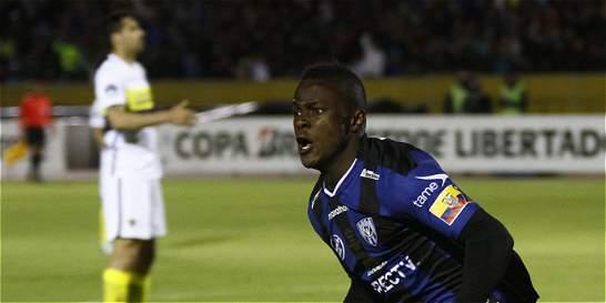 Independiente del Valle sorprendió a Boca, le ganó 2-1 en Libertadores