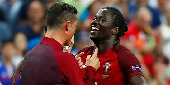 'Cristiano me dijo que iba a marcar': Éder
