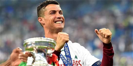 'Siempre quise ganar algo con Portugal': Cristiano