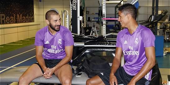 Arrancó el nuevo Real Madrid de Zinedine Zidane