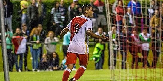 Radamel Falcao sigue con su racha goleadora: le anotó al Zenit