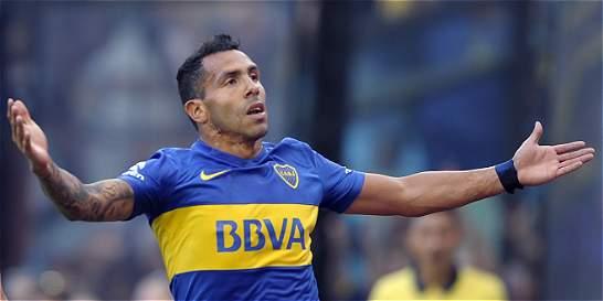 En Argentina especulan con la salida de Carlos Tévez de Boca Juniors