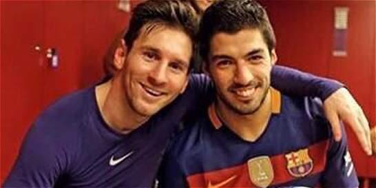 'Estoy seguro que Messi va a volver a la Selección': Suárez