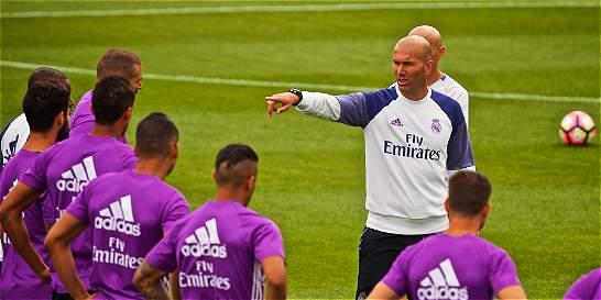 Así se prepara el nuevo Real Madrid de Zinedine Zidane