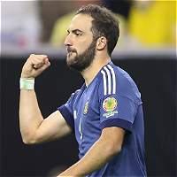 Gonzalo Higuaín ya sería nuevo jugador de Juventus
