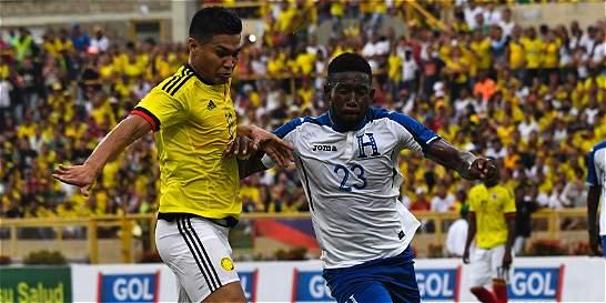 Selección Olímpica sigue con su preparación: venció 2-0 a Honduras