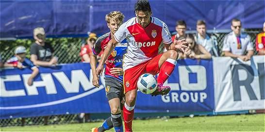 Radamel Falcao inicia una nueva etapa de su carrera en Mónaco