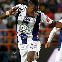Óscar Murillo superó su lesión y ya puede jugar con Pachuca