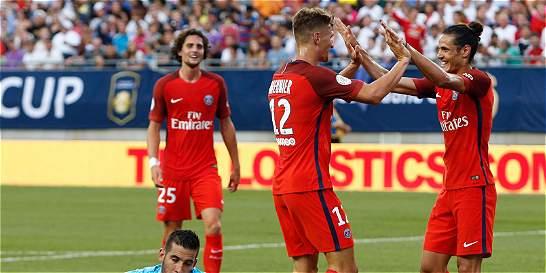 En partido amistoso, PSG derrotó 1-3 al Real Madrid