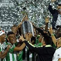 Atlético Nacional, por la 'supermoñona' en el 2016