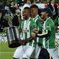 Los goles de Miguel Borja valen oro, y la Copa Libertadores