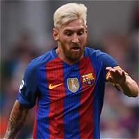Barcelona, con Messi 45 minutos, venció 3-1 al Celtic de Escocia