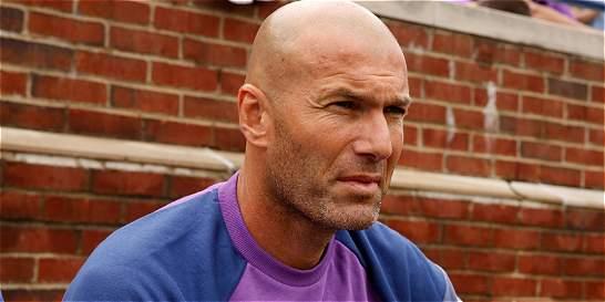 'Sé que los colombianos quieren que James juegue más': Zidane