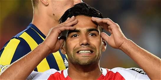 Radamel Falcao, con la mira en la Liga de Campeones
