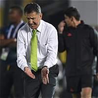 'Nunca pensé en dar un paso al costado': Juan Carlos Osorio