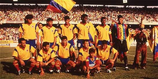 La participación olímpica de Colombia en el fútbol masculino