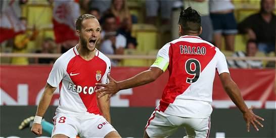 Mónaco jugará contra Villarreal la fase previa de la Champions