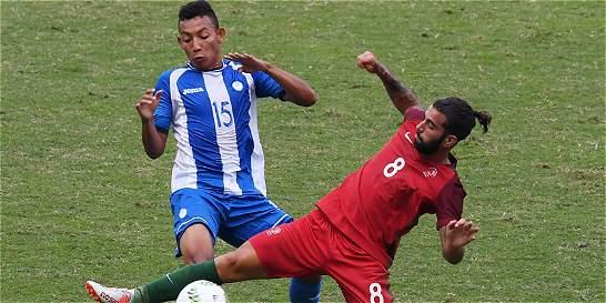 Honduras, dirigido por Jorge Luis Pinto, perdió 1-2 contra Portugal