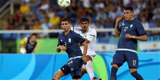 Selección Argentina de fútbol venció 2-1 a Argelia