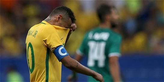 Crisis en la Selección masculina de Brasil; Neymar, el señalado