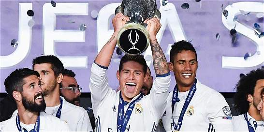 Real Madrid, campeón de la Supercopa de Europa: venció 3-2 a Sevilla