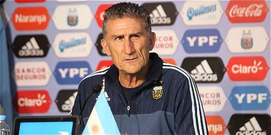 Bauza emprende 'operación retorno' de Messi a la selección argentina