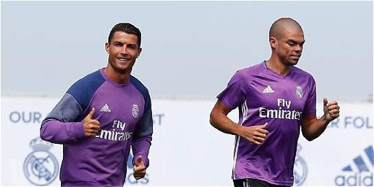 Cristiano comienza la pretemporada con Real Madrid