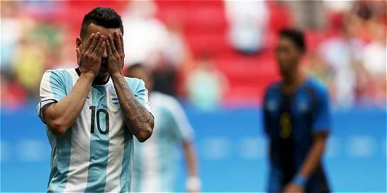 La Honduras de Pinto eliminó a Argentina de los Juegos Olímpicos