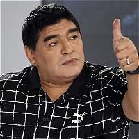 'Hay que rogarle a Messi para que vuelva': Maradona