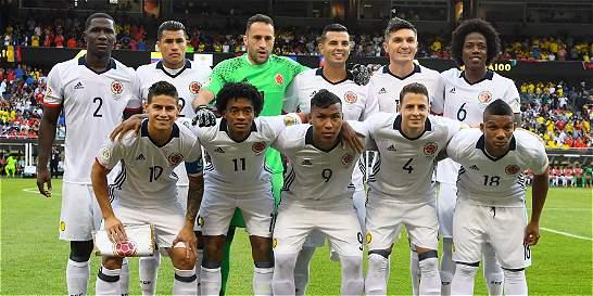 Selección Colombia mantiene el tercer lugar de la clasificación Fifa