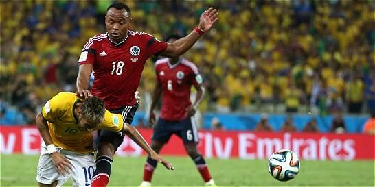 Otro capítulo del particular duelo de Neymar vs. Colombia