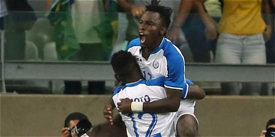 Pinto clasificó con Honduras a semifinales del fútbol olímpico