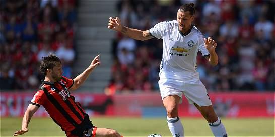Gran arranque del Manchester United: venció 3-1 al Bournemouth