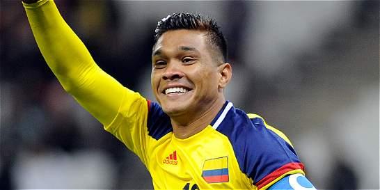 Teófilo Gutiérrez regresaría a la Selección Colombia de mayores
