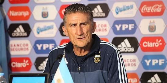 'Hay que sacarle responsabilidad a Messi': DT de Argentina