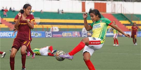 Delegados Fifa visitaron Colombia para ver proyecto de liga femenina