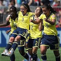Conmebol respalda iniciativa colombiana de organizar Mundial femenino