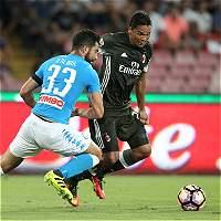 Nápoles derrotó 4-2 al Milán de Carlos Bacca