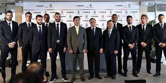'Tenemos una plantilla espectacular imposible de mejorar': Florentino