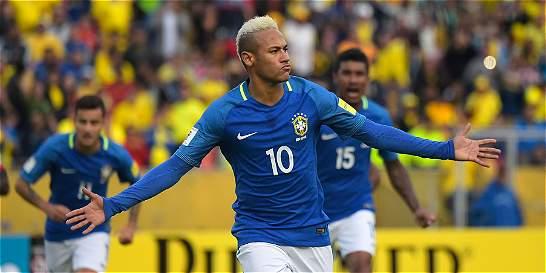 Brasil toma vida en la eliminatoria: venció 0-3 a Ecuador