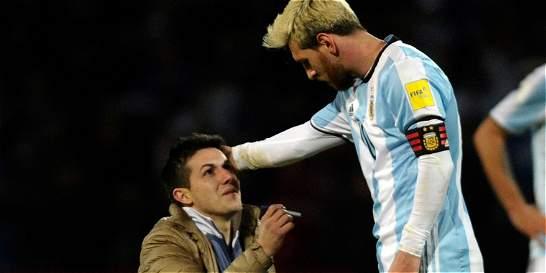 El feliz 'regreso' de Messi a la Selección de Argentina