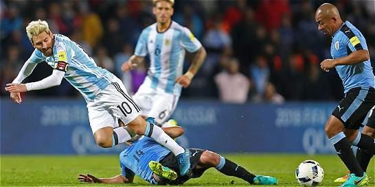 Messi no jugará contra Venezuela por una lesión muscular