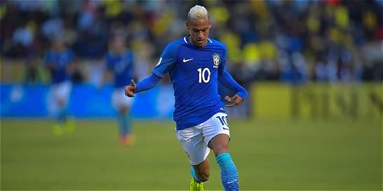 Neymar, el símbolo del Brasil de Tite
