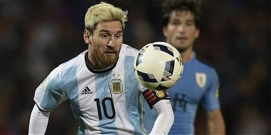 Argentina llega a Mérida sin Messi para enfrentarse a Venezuela