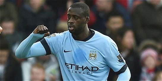 Arsenal y Manchester United se interesan en Yaya Touré