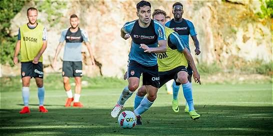 Luego de su lesión, Falcao vuelve a jugar con Mónaco este sábado